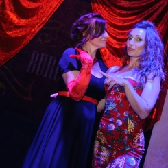 Red Party Burlesque